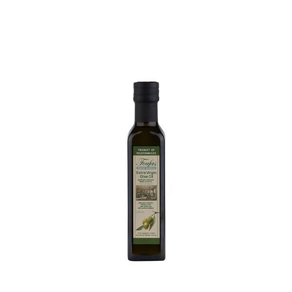 Оливковое масло первого холодного отжима Фуфас 250мл